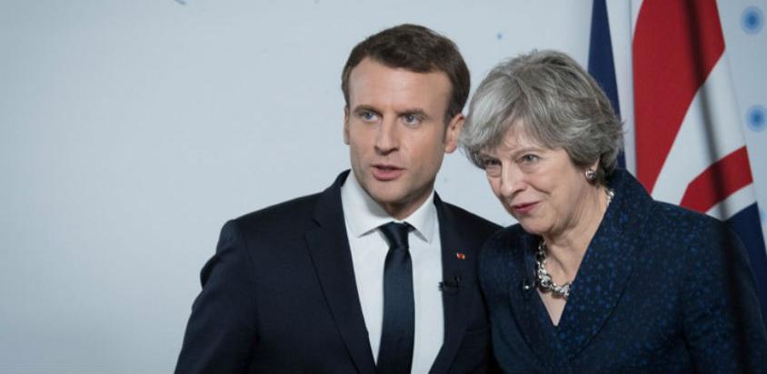 Macron odbacio mogućnost duge odgode Brexita