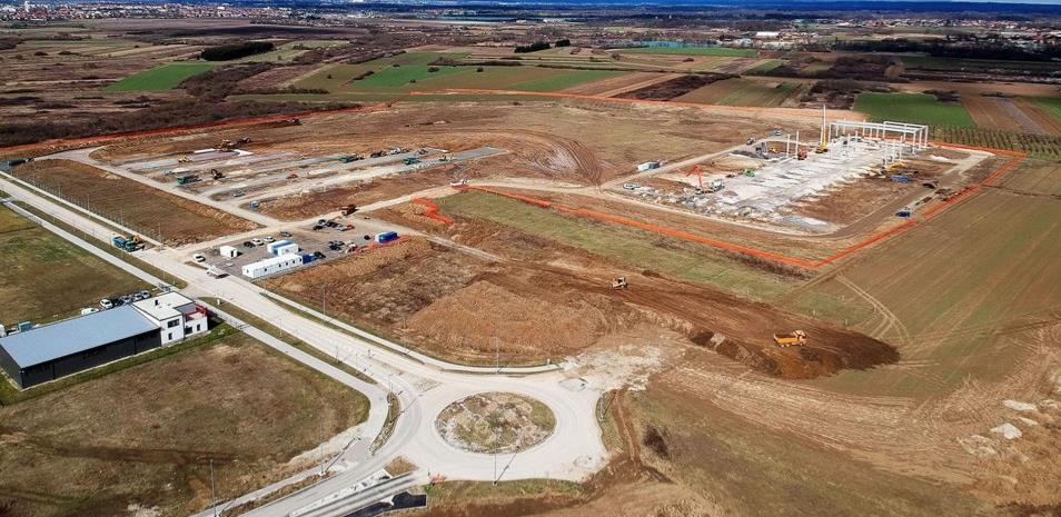 Baupartner gradi najveći logistički centar u Hrvatskoj