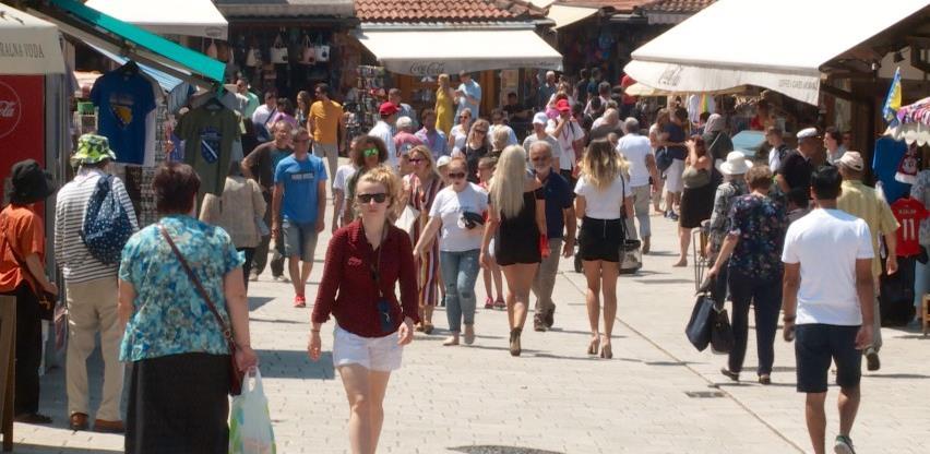 U Sarajevu moguće uvođenje restrikcija za nevakcinisane
