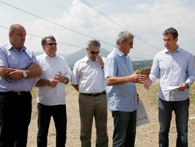 Dionicu Butile-Vlakovo Sarajevske zaobilaznice gradi domaći konzorcij