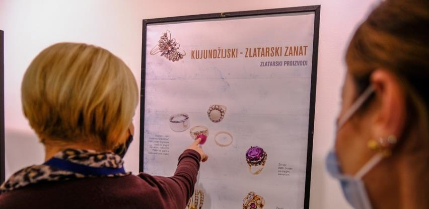 """Izložba """"Kujundžijski - zlatarski zanat"""" u Galeriji Novi Grad"""