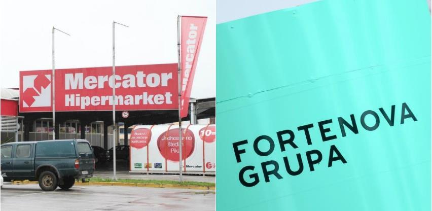 EK odobrila koncentraciju Fortenova grupe i Poslovnih sistema Mercator