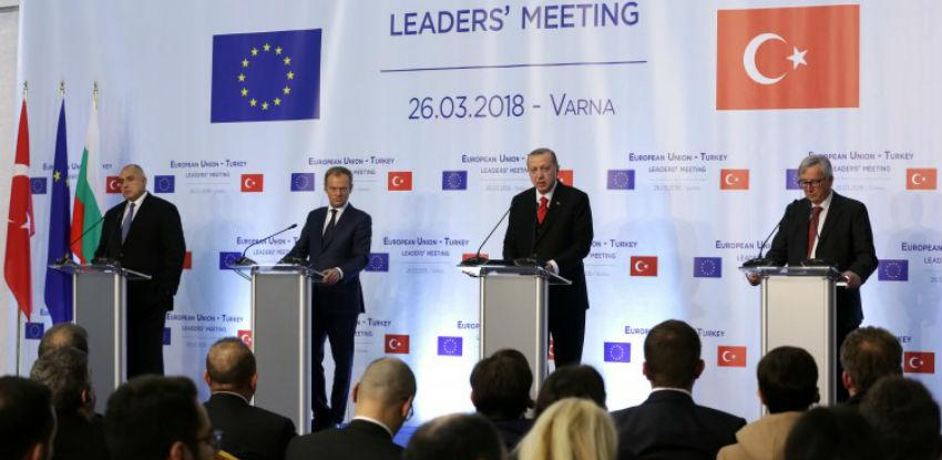 Erdogan i čelnici EU o poboljšanju odnosa Ankare i Bruxellesa