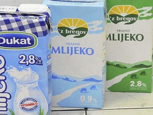 Dokazano da u hrvatskom mlijeku ima aflatoksina