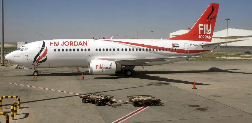 Od 20. jula direktna avio linija iz Sarajeva za Jordan