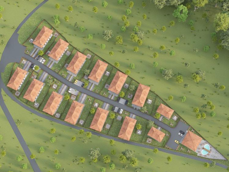 Al Waha Resort Visoko: Novo naselje sa 14 elitnih vila