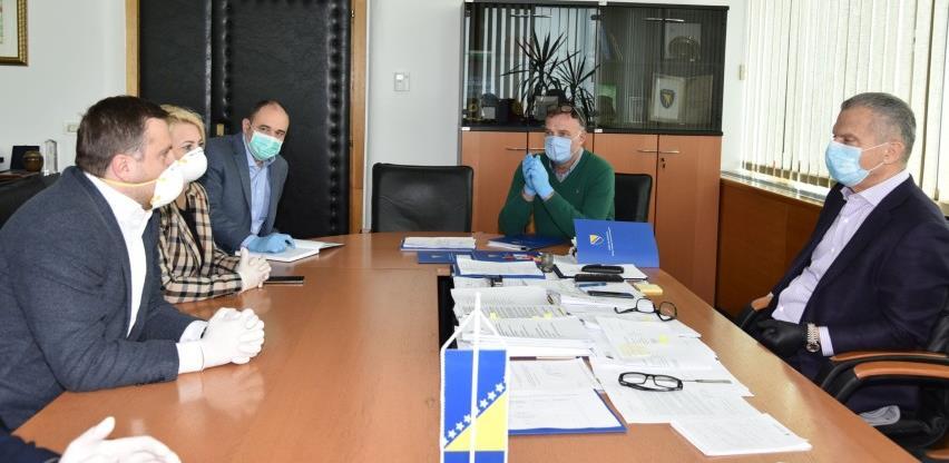 Šangaj osigurao donaciju Gradu Sarajevu u medicinskoj i zaštitnoj opremi