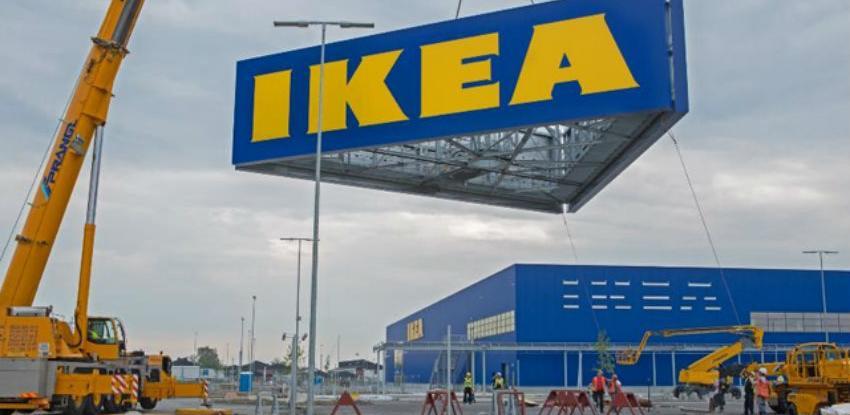 Ikea u Beogradu gradi retail park od 50 miliona eura
