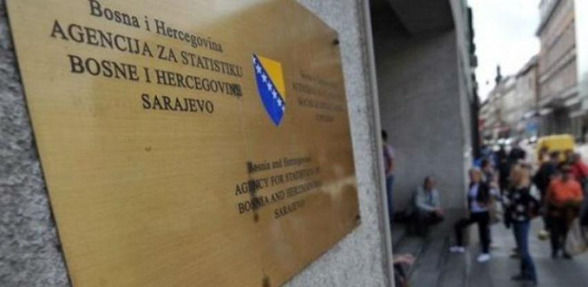 Vanjskotrgovinski deficit BiH 2,5 milijardi u prva četiri mjeseca