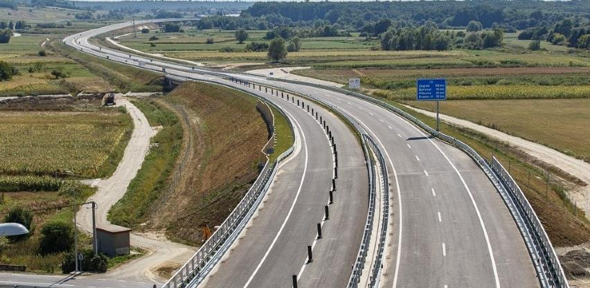 Brza cesta Brčko - Tuzla - Živinice na listi prioritetnih projekata Vlade FBiH