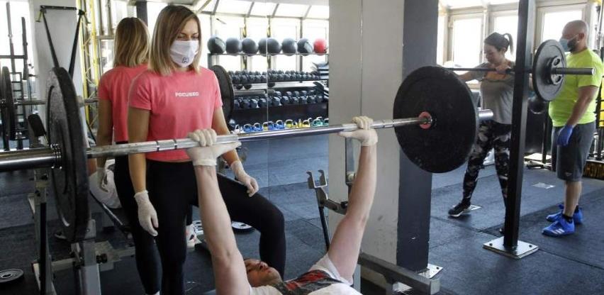 Vodič za unapređenje sigurnosti i procedure za sportsko-rekreativne aktivnosti
