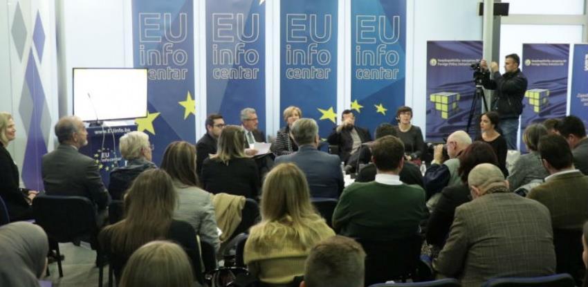 BiH u prioritet treba staviti provedbu 14 preporuka Evropske komisije