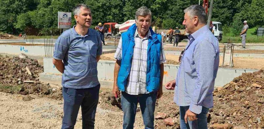 Dvije kompanije počele gradnju svojih objekata u Poslovnoj zoni Bulozi