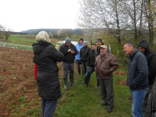 Predstavnici Općine Maglaj posjetili firmu H&H Fruit iz Bugojna