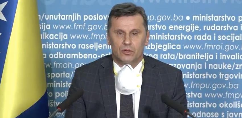Pomoć privredi: Novalić najavio osnivanje dva fonda sa ukupno milijardu KM