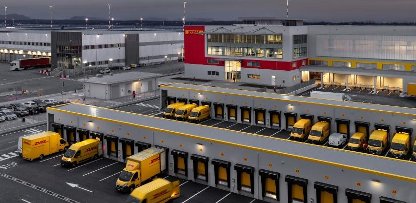 DHL Express otvara novi međunarodni sortirni centar na aerodromu Malpensa