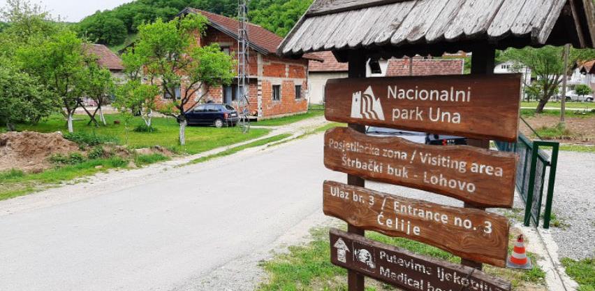 Posjetitelji iz BiH ponovo u Nacionalnom parku Una, ubrzo i odluka o Una regati