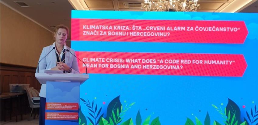 """""""Crveni alarm za čovječanstvo"""": Neophodne hitne klimatske akcije"""