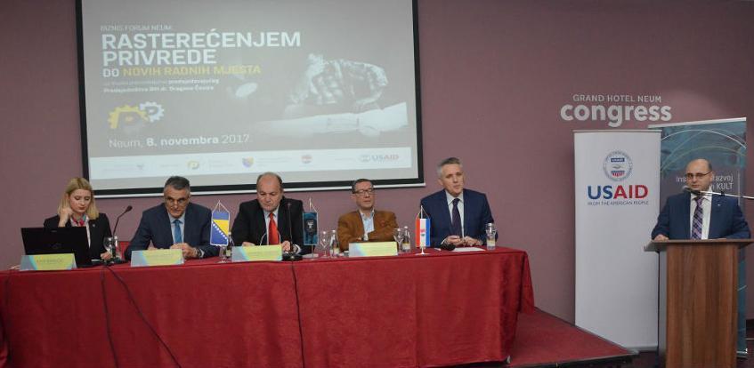 Biznis forum u Neumu: Samo će prilika da napreduju zadržati mlade u BiH