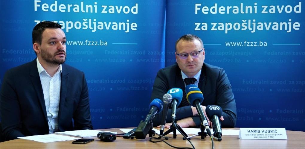FZZZ: Javni poziv za učešće u programima zapošljavanja 28. februara