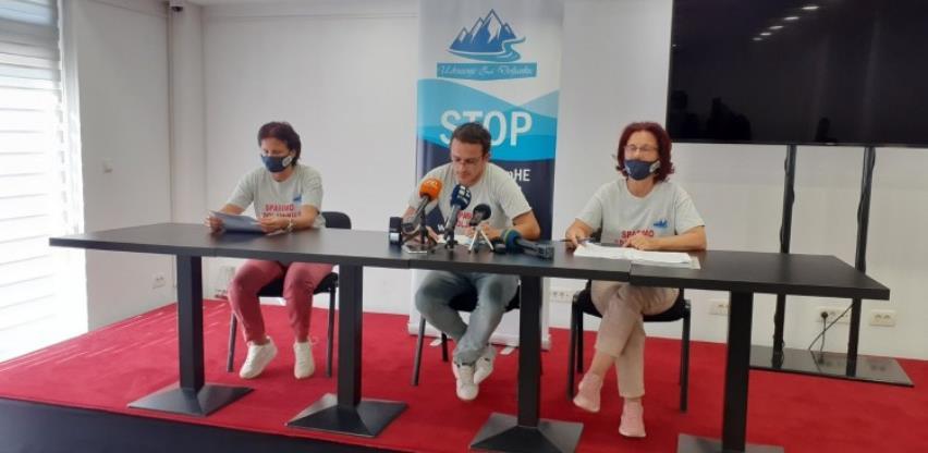 Za Doljanku: Sud poništio okolišnu dozvolu, hidroelektrana još radi