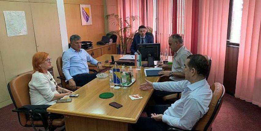 Vlada ZDK za tri infrastrukturna projekta izdvojila preko četiri miliona KM
