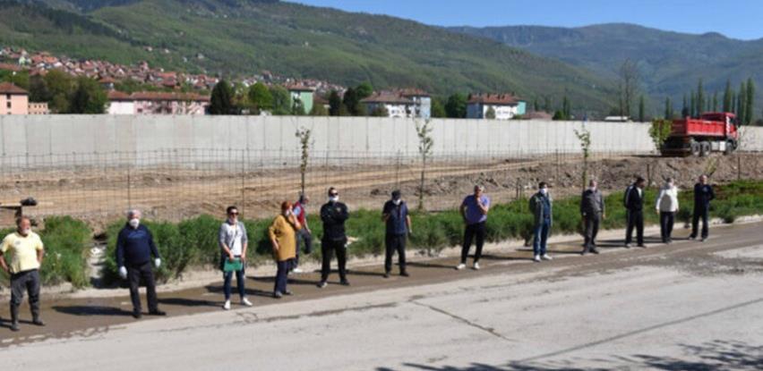Gradnja obaloutvrde: Građani Goražda krivično prijavili gradonačelnika