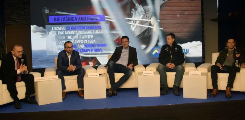 Predstavljeni rezultati 100 dana rada novog menadžmenta OC Jahorina