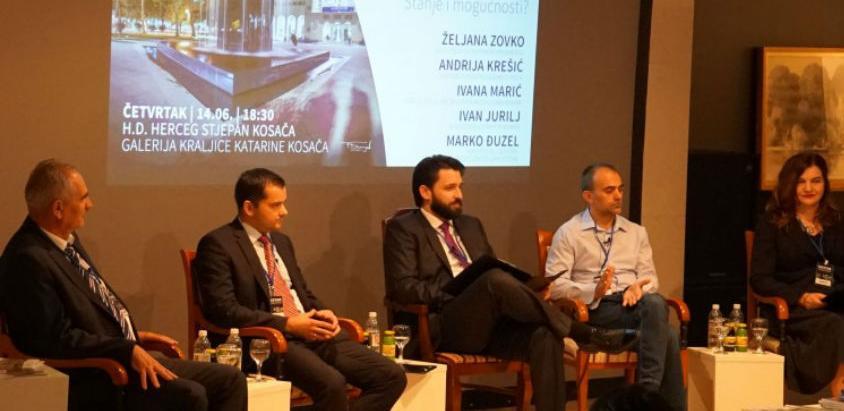 Zovko: Mostar je sjecište kulturne raznolikosti