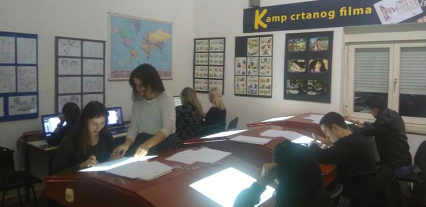 Završena četverodnevna Radionica animiranog filma u Mostaru