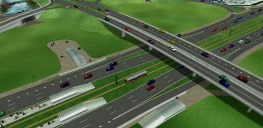 2020. kreće izgradnja saobraćajnice od Stupske petlje do entitetske linije