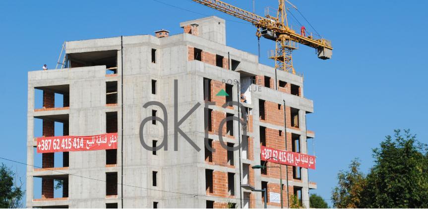 Akta.ba na gradilištima: Džeko gradi stambeno-poslovni objekat na Ilidži