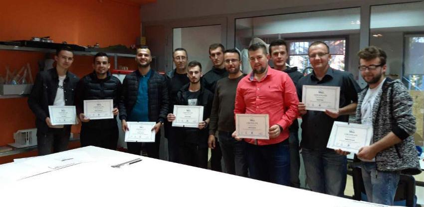 Uspješno završena još obuka za CNC operatera/programera