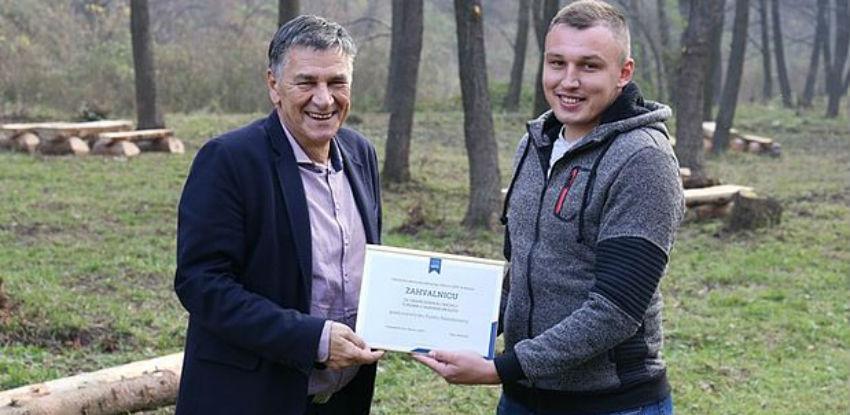 """Grad Zenica podržao projekat uređenja izletišta """"Kula"""""""