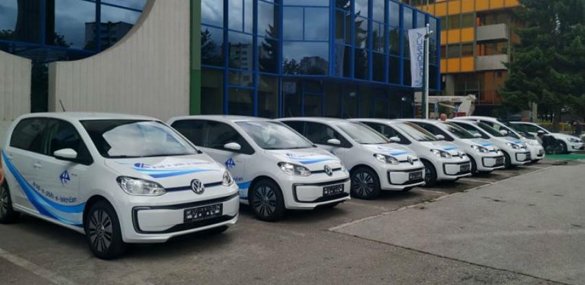 Elektroprivreda BiH predstavila šest novih električnih vozila i punionica
