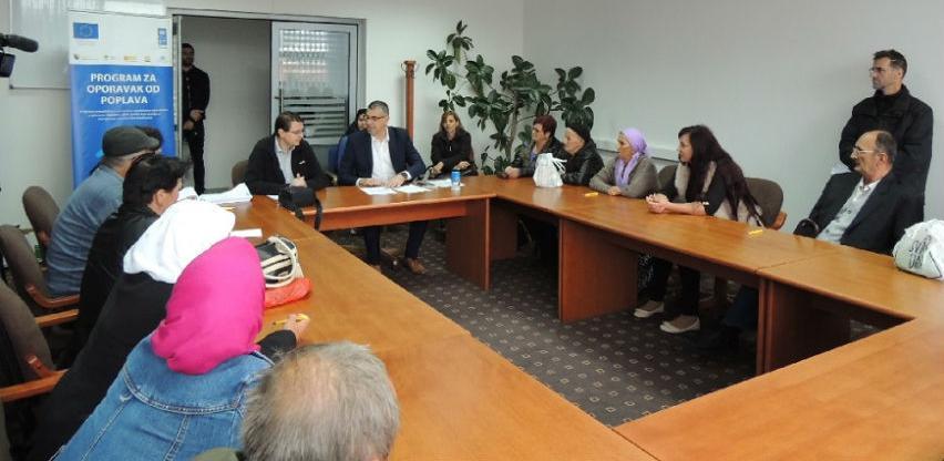 U Srebreniku potpisan sporazum o sanaciji 21 kuće