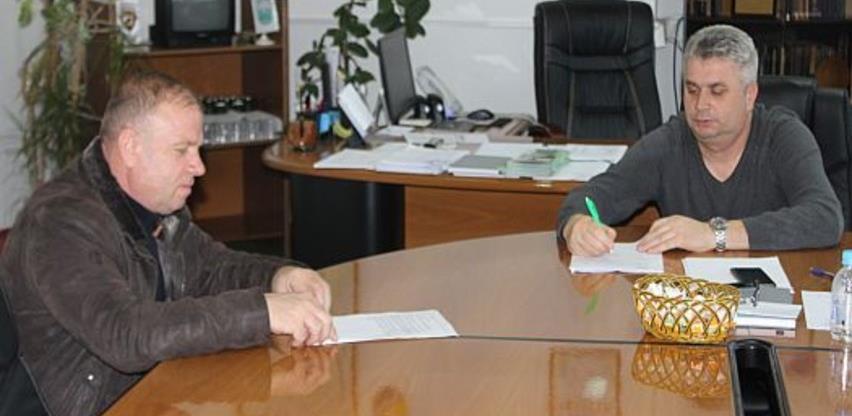 Potpisan ugovor za izvođenje druge faze radova na uređenju šetnice u Sapni