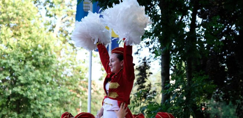 Održan Internacionalni festival folklora u Centru Safet Zajko