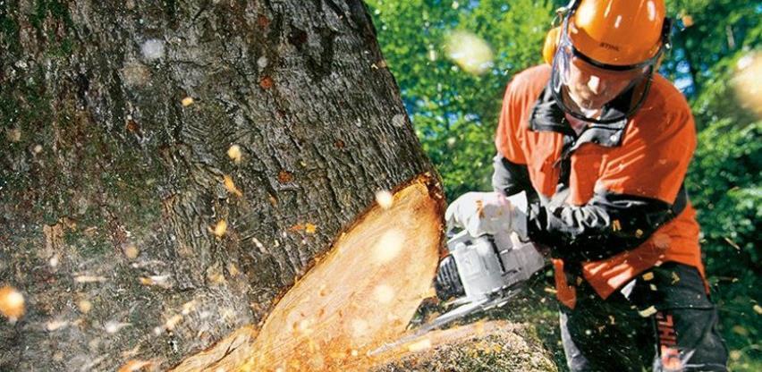 U RS-u pad proizvodnje i prodaje drvnih sortimenta