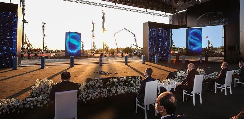 Položen kamen temeljac za izgradnju prve tvornice automobila u Turskoj
