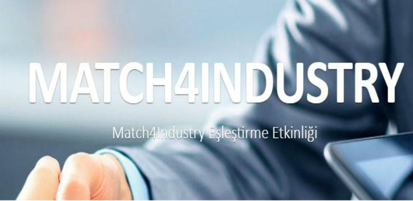 """Poziv za učešće na međunarodnim poslovnim susretima """"Match4Industry"""""""