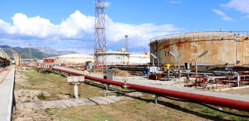 Osposobljava se naftni terminal u Bihaću, predat zahtjev za okolišnu dozvolu
