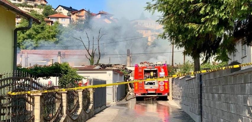 Vlada KS odobrila trošenje sredstava za sanaciju šteta nastalih u požaru u Buća Potoku