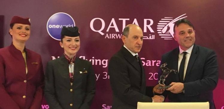 Dolazak Quatar Airwaysa finansijska injekcija za privredu i turizam