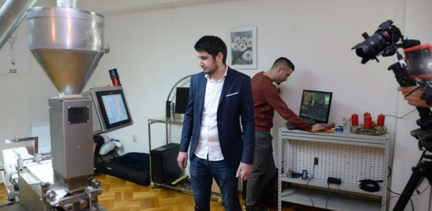 Inovatori iz BiH osmislili najbrži stroj za pakovanje šećera na svijetu