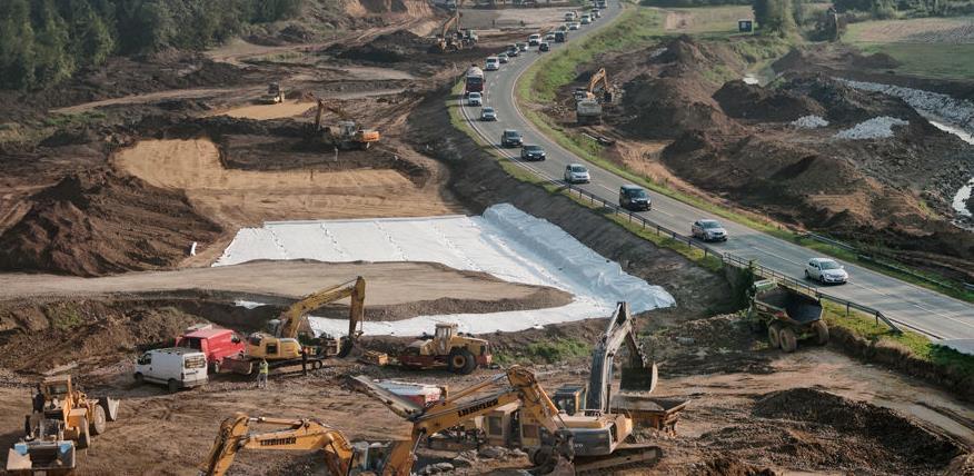 Za megaprojekt u Sloveniji bori se 15 konzorcija, među njima i Euro-Asfalt