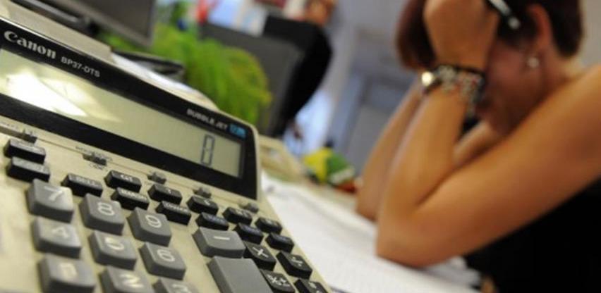 Javni dug na kraju prošle godine oko 11,4 milijarde KM
