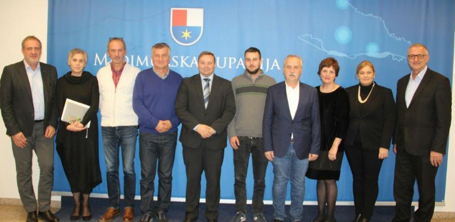 Delegacija iz ZDK u posjeti Čakovcu i Međimurskoj županiji