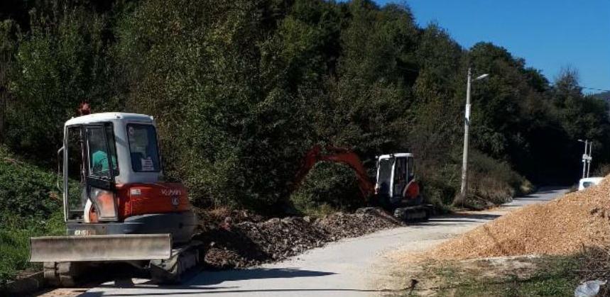 Okončan projekt izgradnje kanalizacione mreže u naselju Gornja Jošanica I