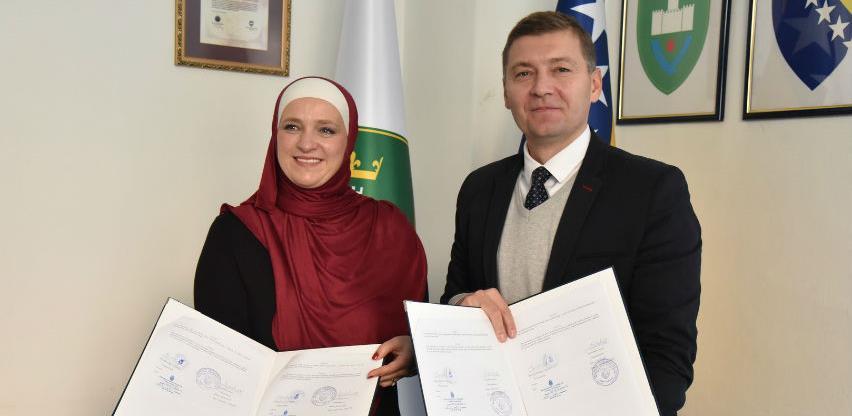 Grad Visoko i Grad Šabac potpisali Sporazum o međusobnoj saradnji